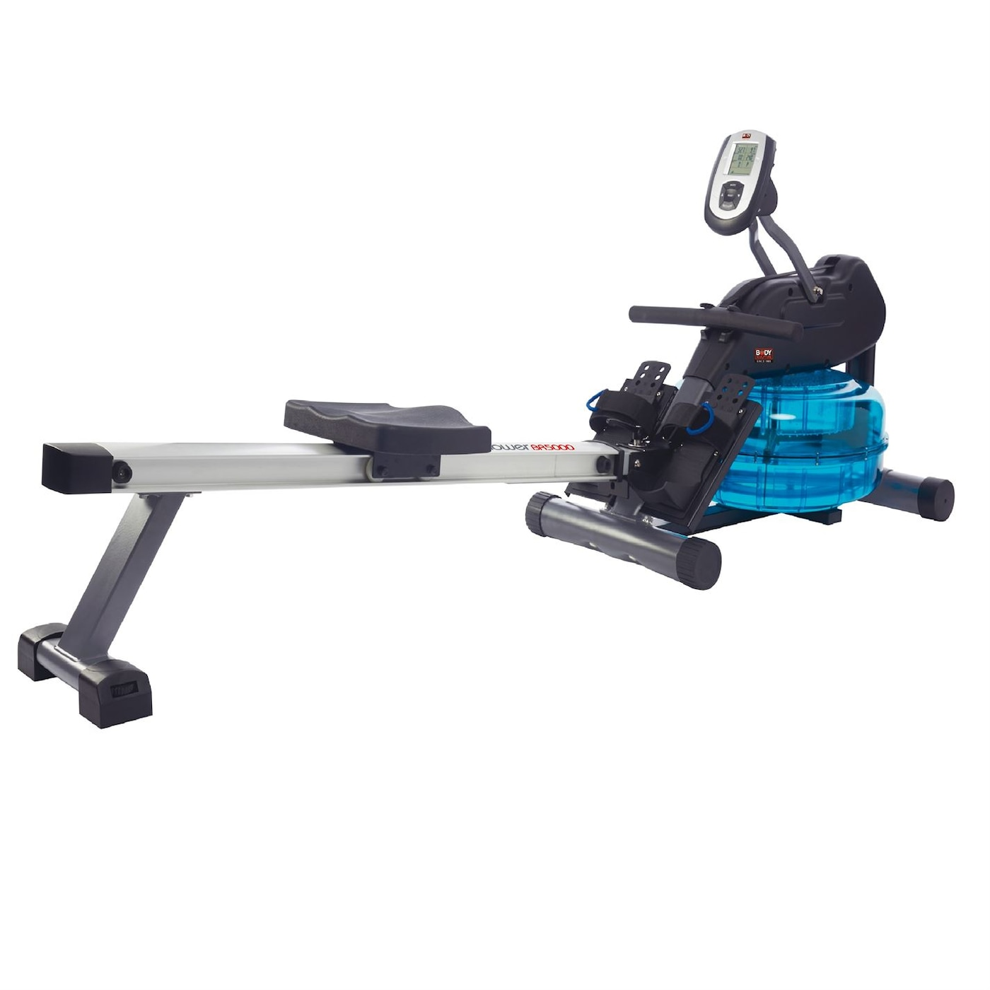 Body Sculpture Sculpture Foldable Water Rowing Machine
