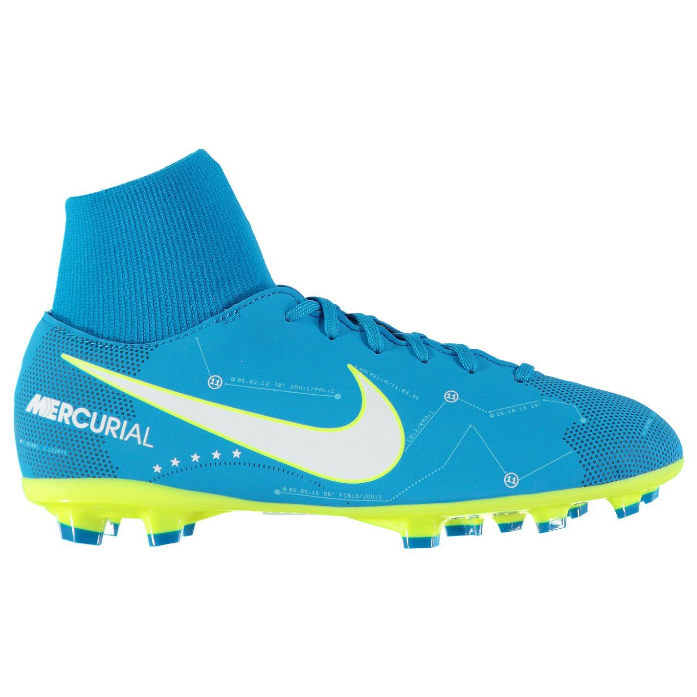 Nike Mercurial Victory Neymar Jr DF FG Junior Football Boots