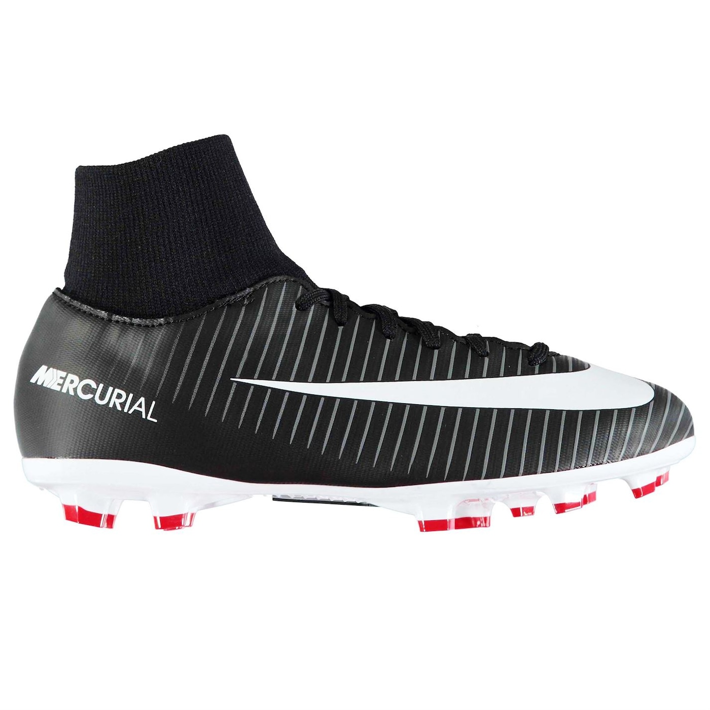 Nike Mercurial Victory Dynamic Fit FG Football Boots Junior Boys
