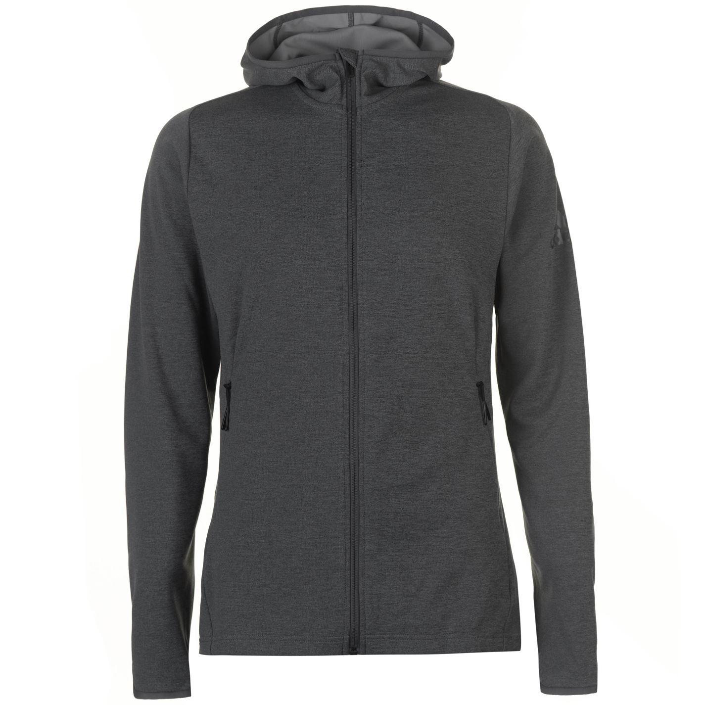 Adidas Full Zip Climacool Hoodie Mens