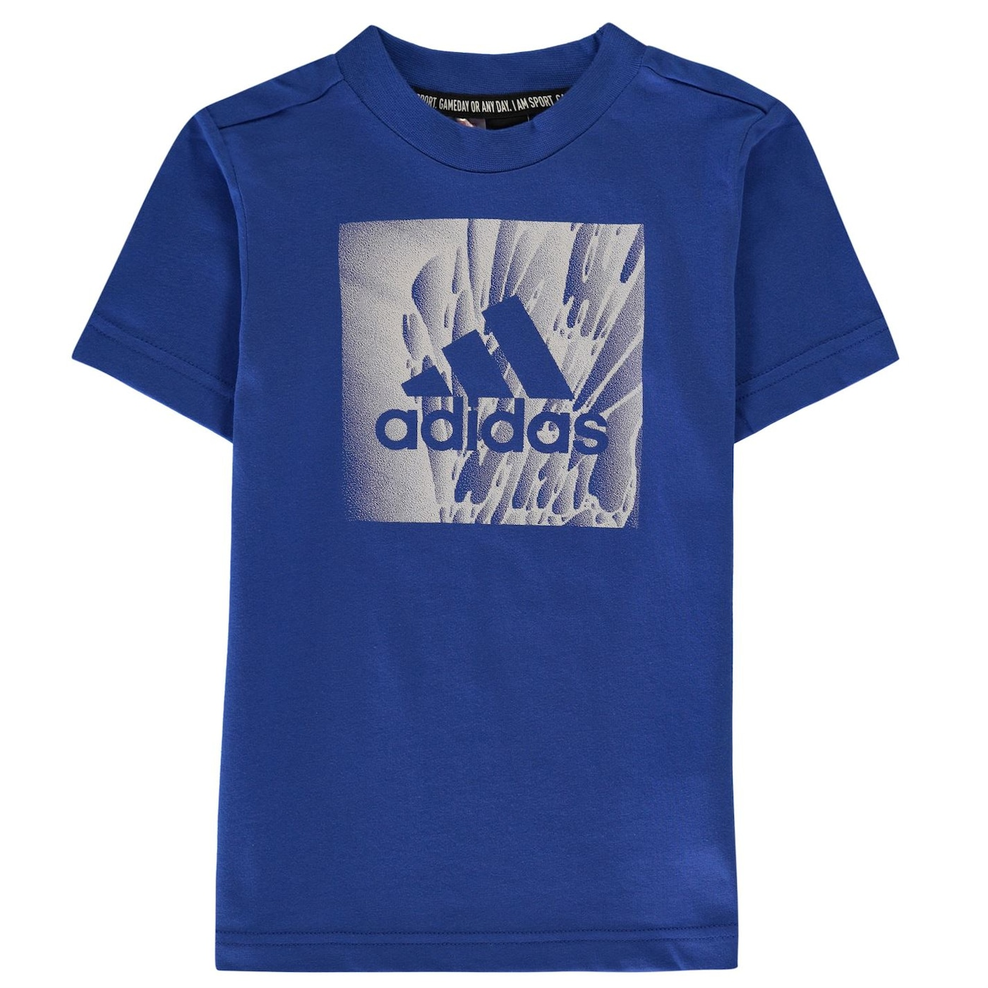 Adidas Must Haves Box Graphic T Shirt Junior