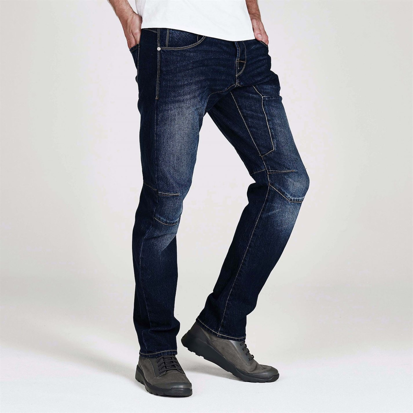 Jack and Jones Jean Intelligence Mens Stan Osaka Jeans