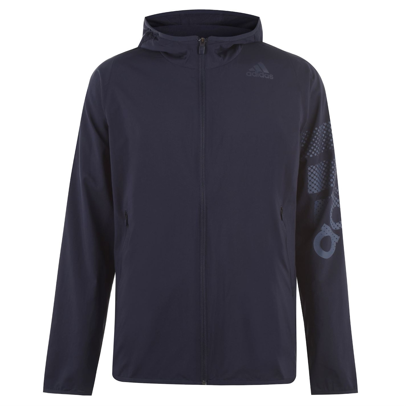 Adidas Logo Hoodie Mens
