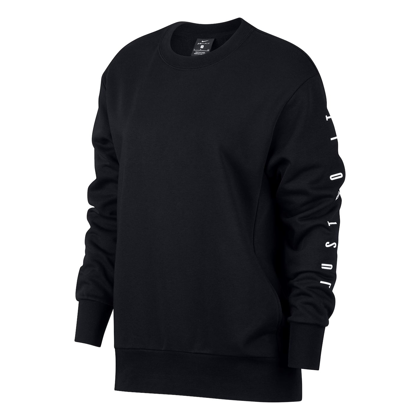 Nike Graphic Crew Sweatshirt Ladies