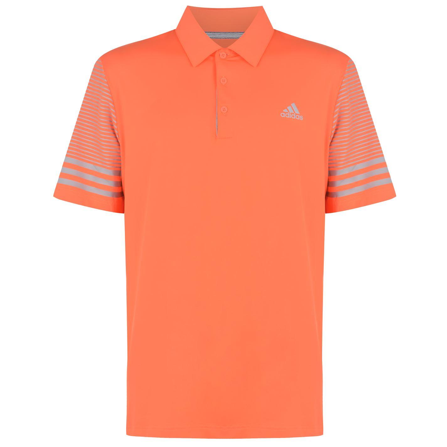 Adidas Ultimate365 Gradient Golf Polo Shirt Mens