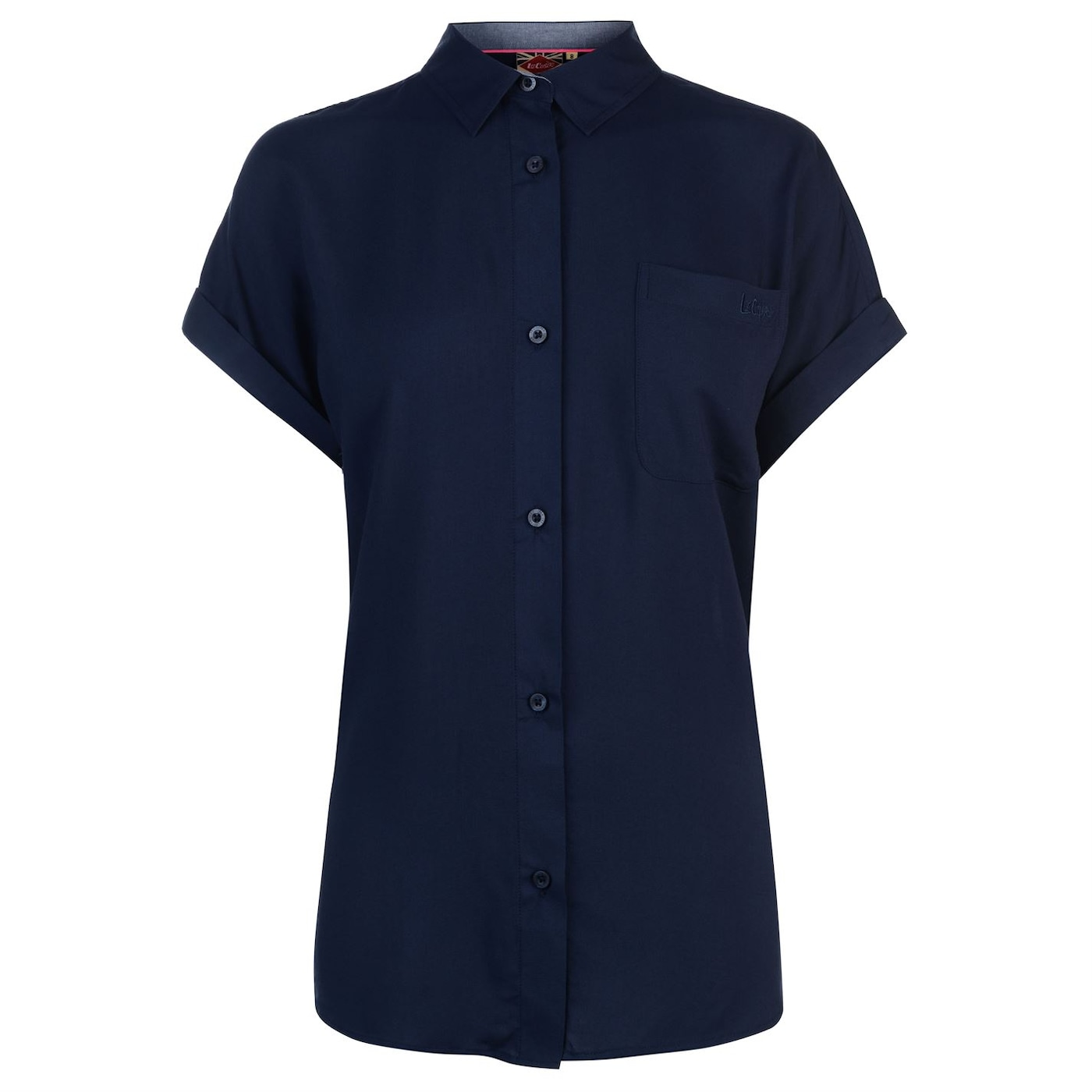 Lee Cooper Short Sleeve Shirt dámské