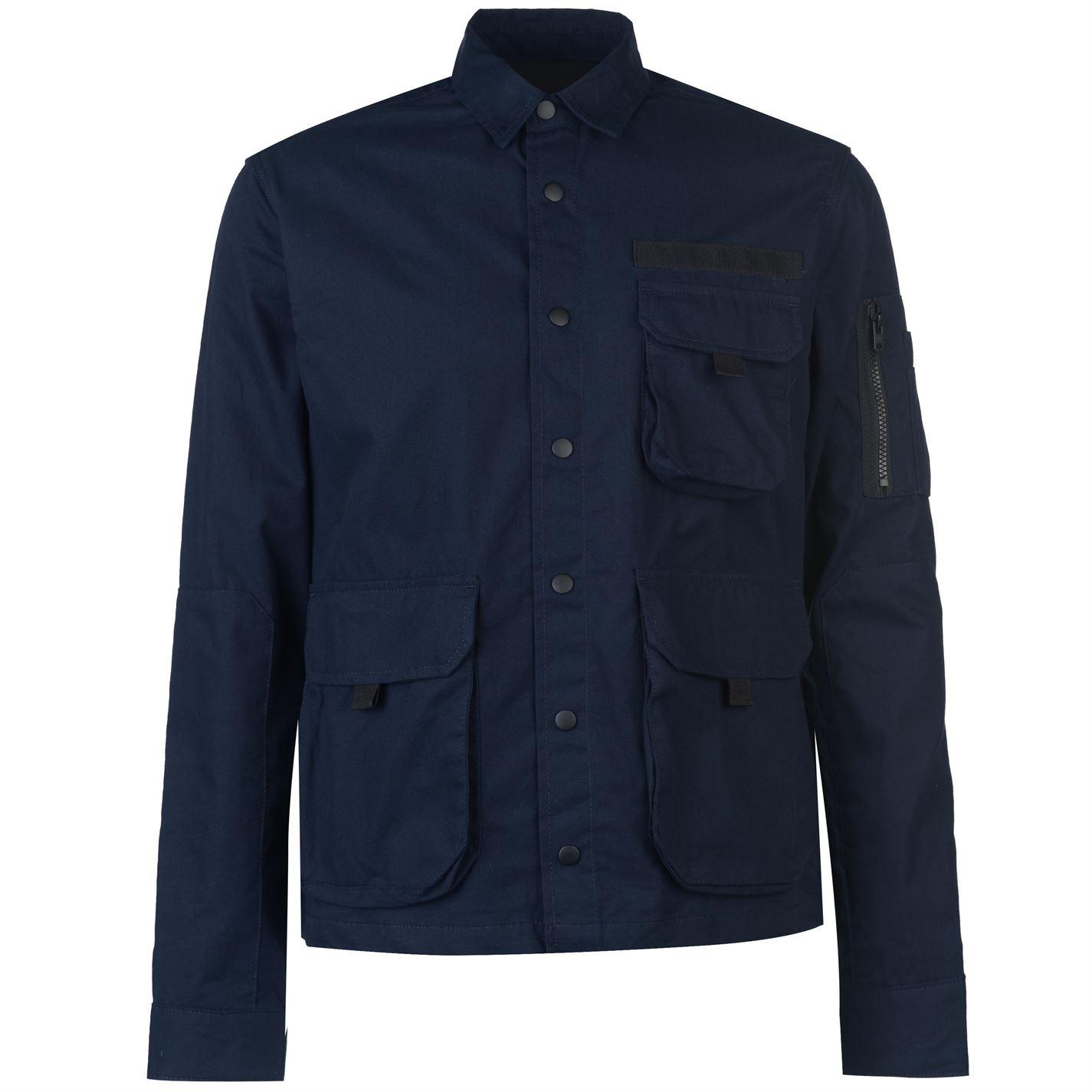 Jack and Jones Core West Long Sleeve Shirt