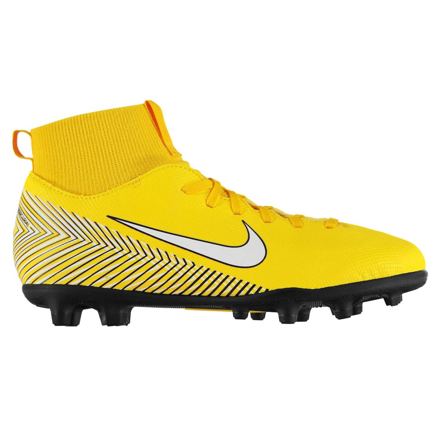 arrives e12cf be0bf Nike Mercurial Superfly Club Neymar Jr DF Junior FG Football Boots