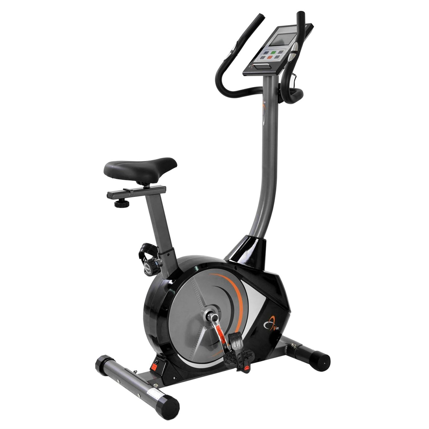 V Fit Fit PMUC 1 Programmable Magnetic Upright Cycle
