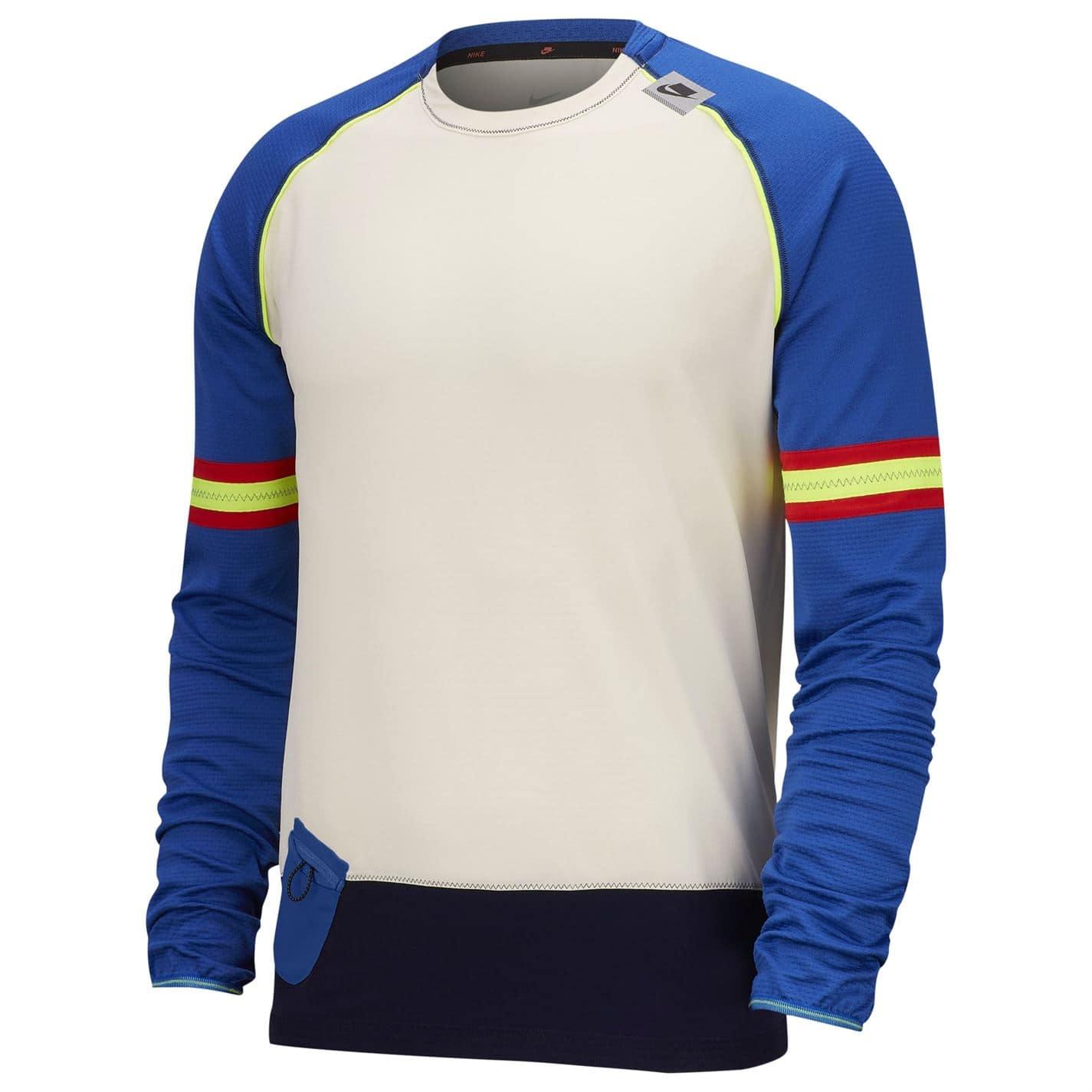 Nike Wild Run Layer T Shirt Mens