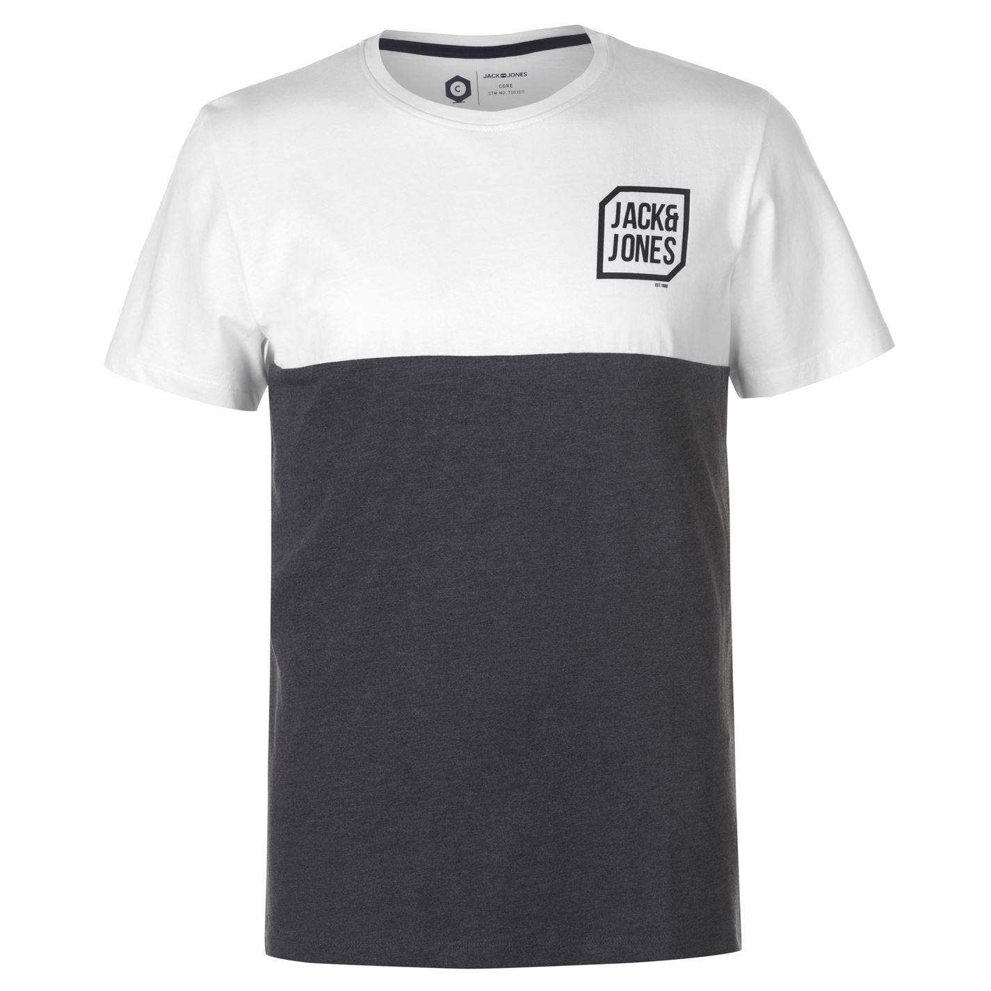 Triko Jack and Jones Core Tern T Shirt pánské