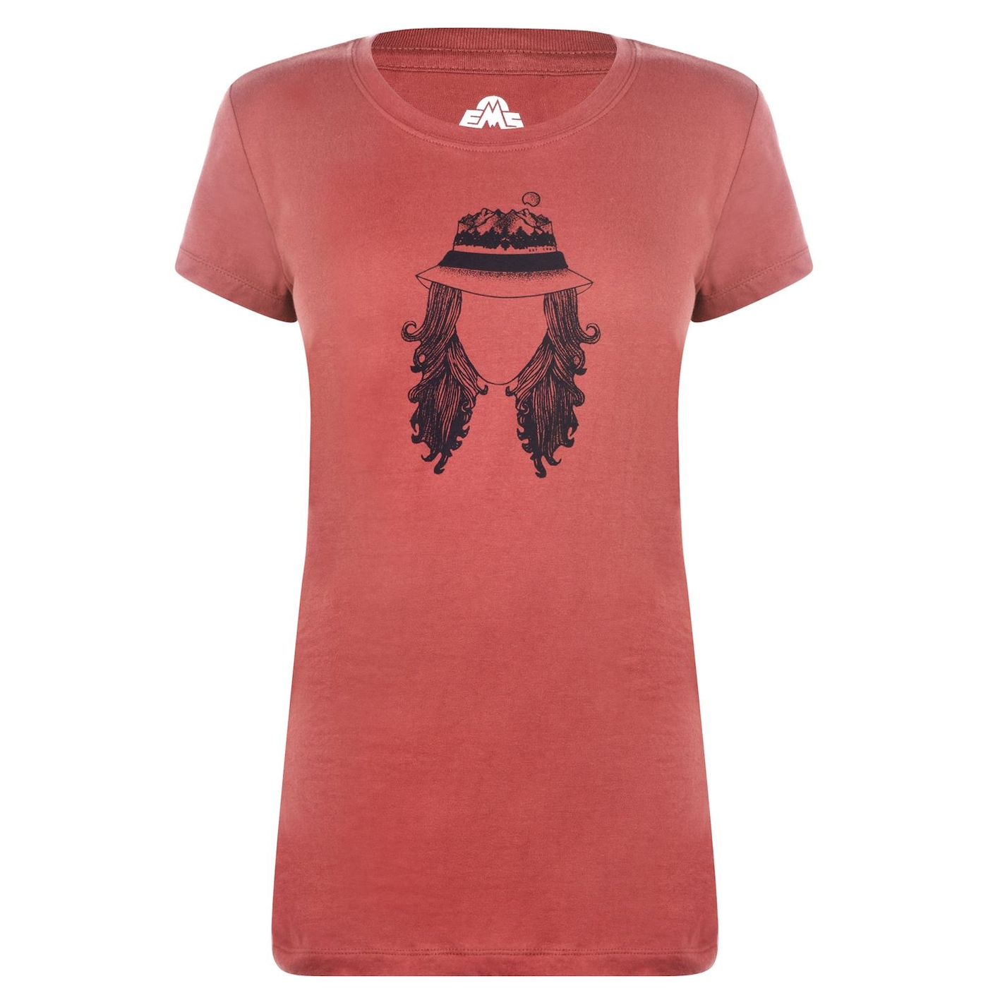 Eastern Mountain Sports Head T Shirt Ladies