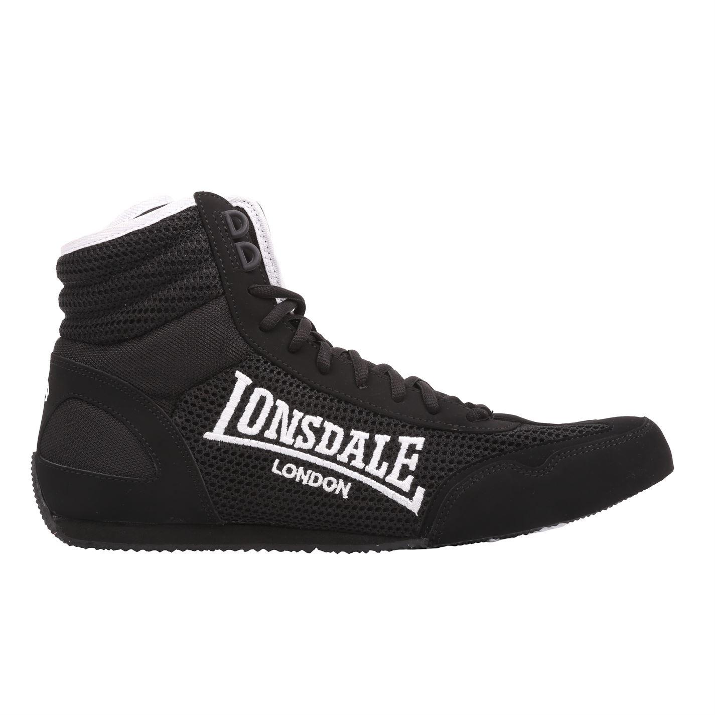 Lonsdale Contender pánske topánky na boxovanie