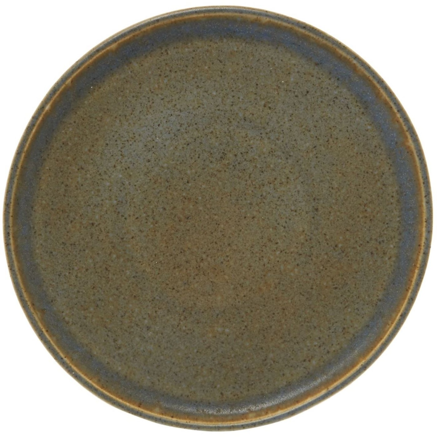 Gray and Willow Sage Side Plate