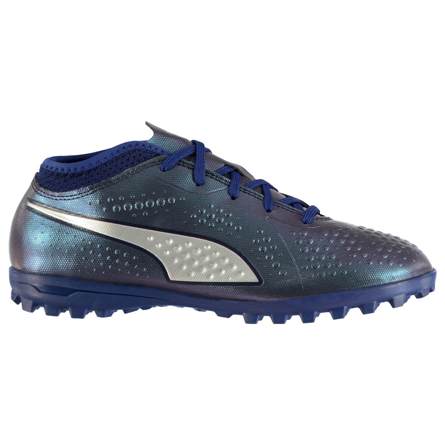 c8a1b29f38 boty Puma ONE 4 dětské Astro Turf
