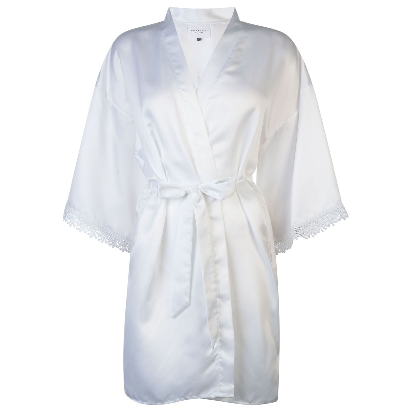 Rock and Rags Bridal Robe Ladies