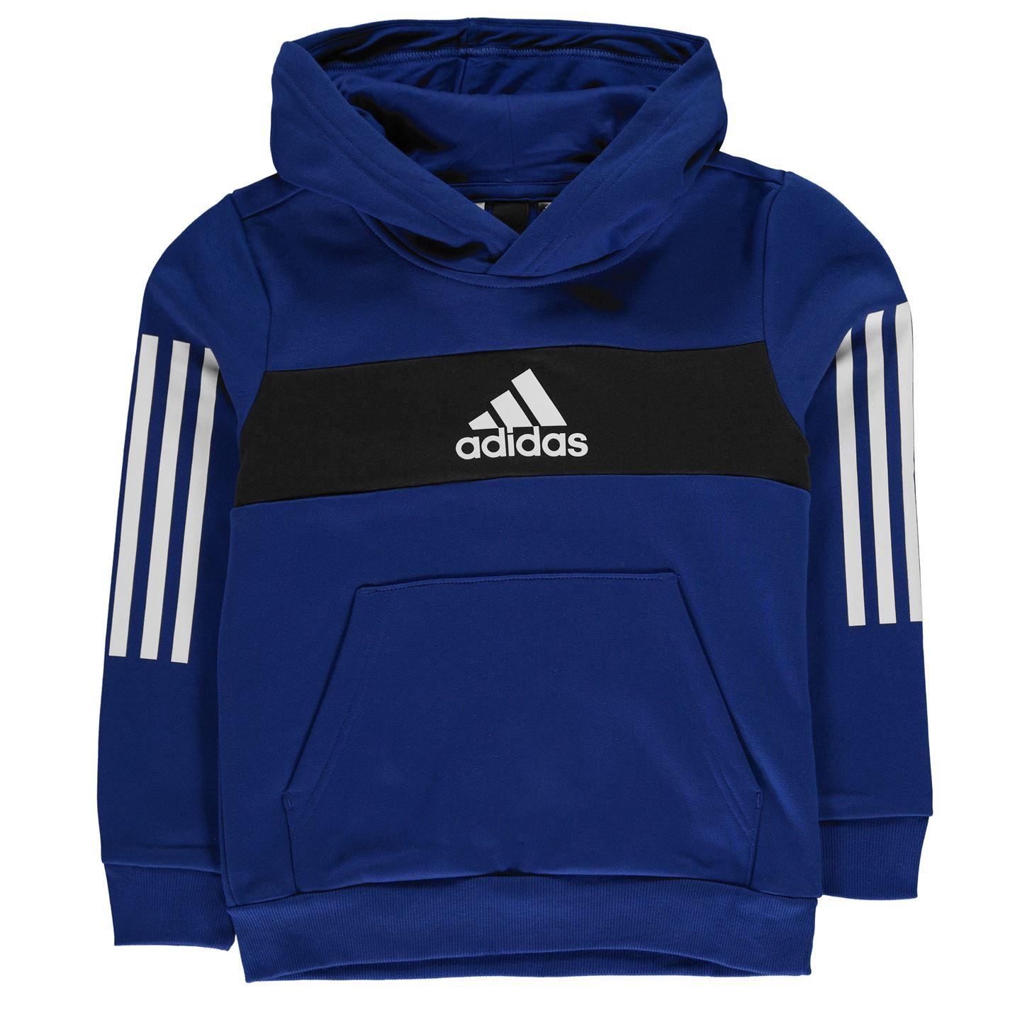 Adidas 3S Logo OTH Hoodie Junior Boys