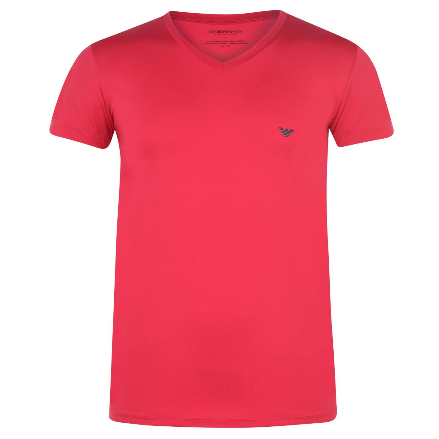 Emporio Armani Armani T Shirt Mens