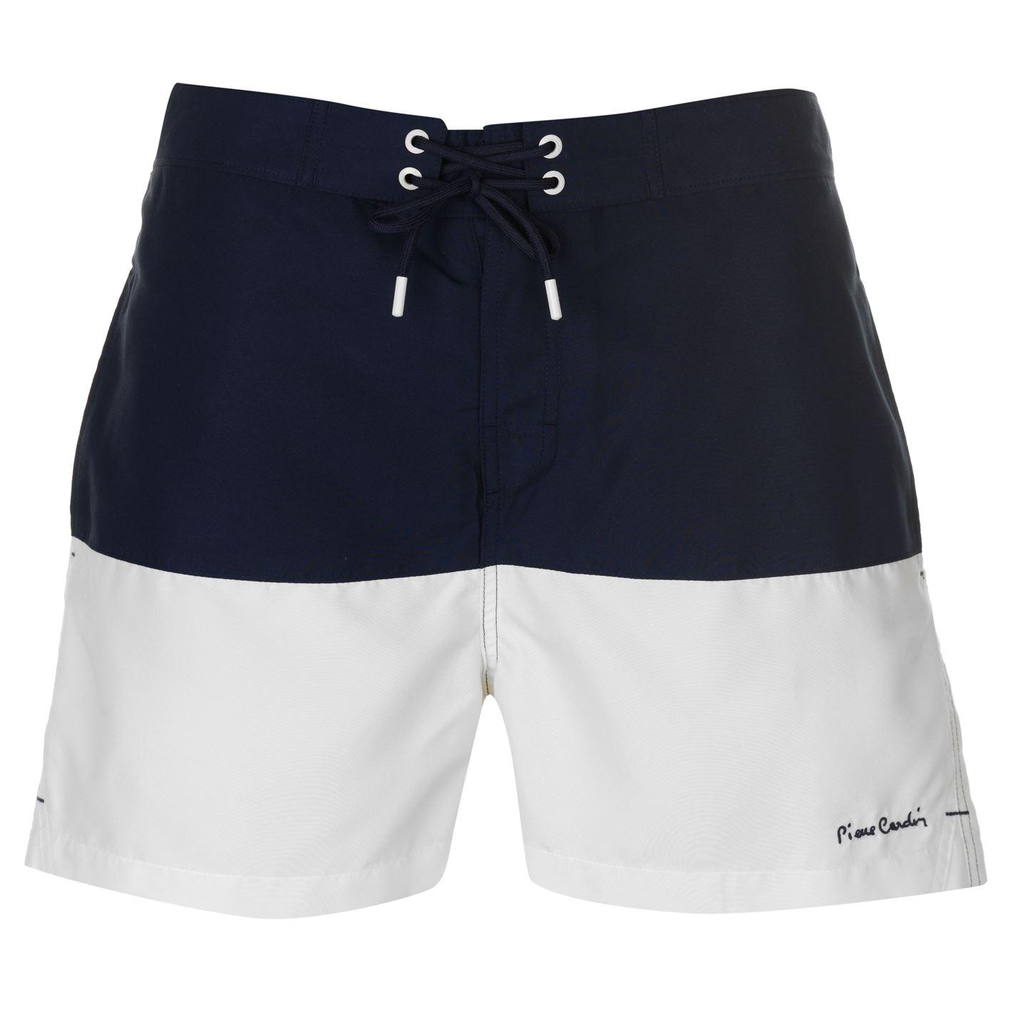 Pierre Cardin Cut and Sew Swim Shorts Mens