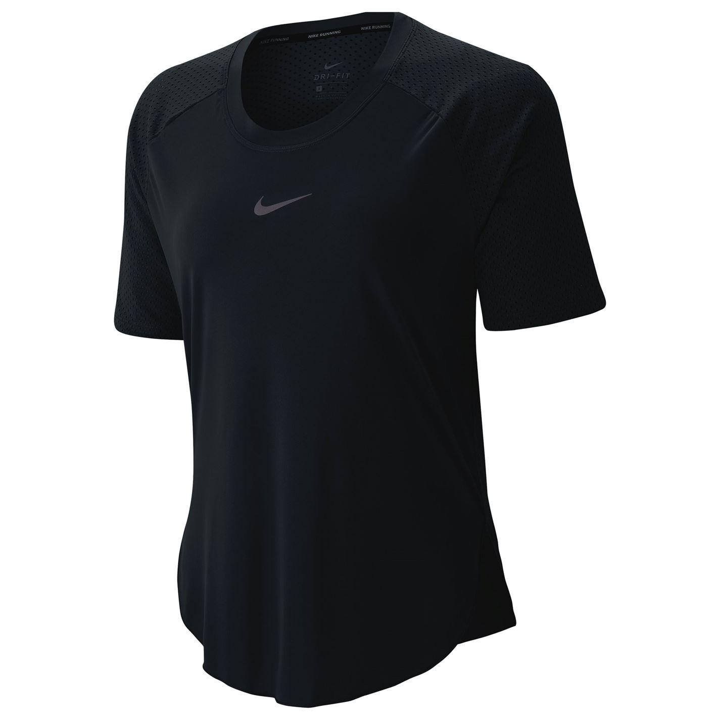 Triko Nike Short Sleeve City T Shirt dámské