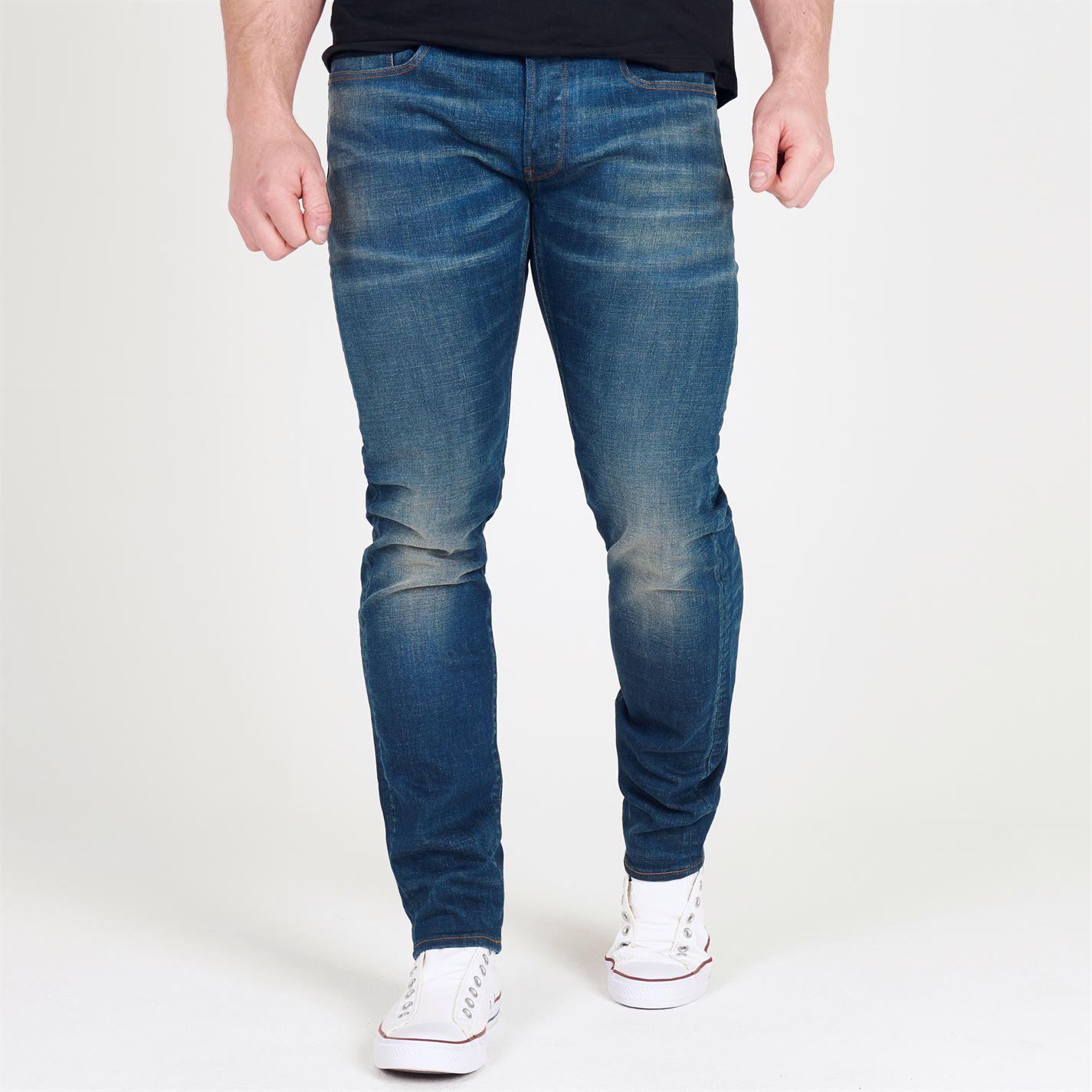 G Star 3301 Slim pánské Jeans