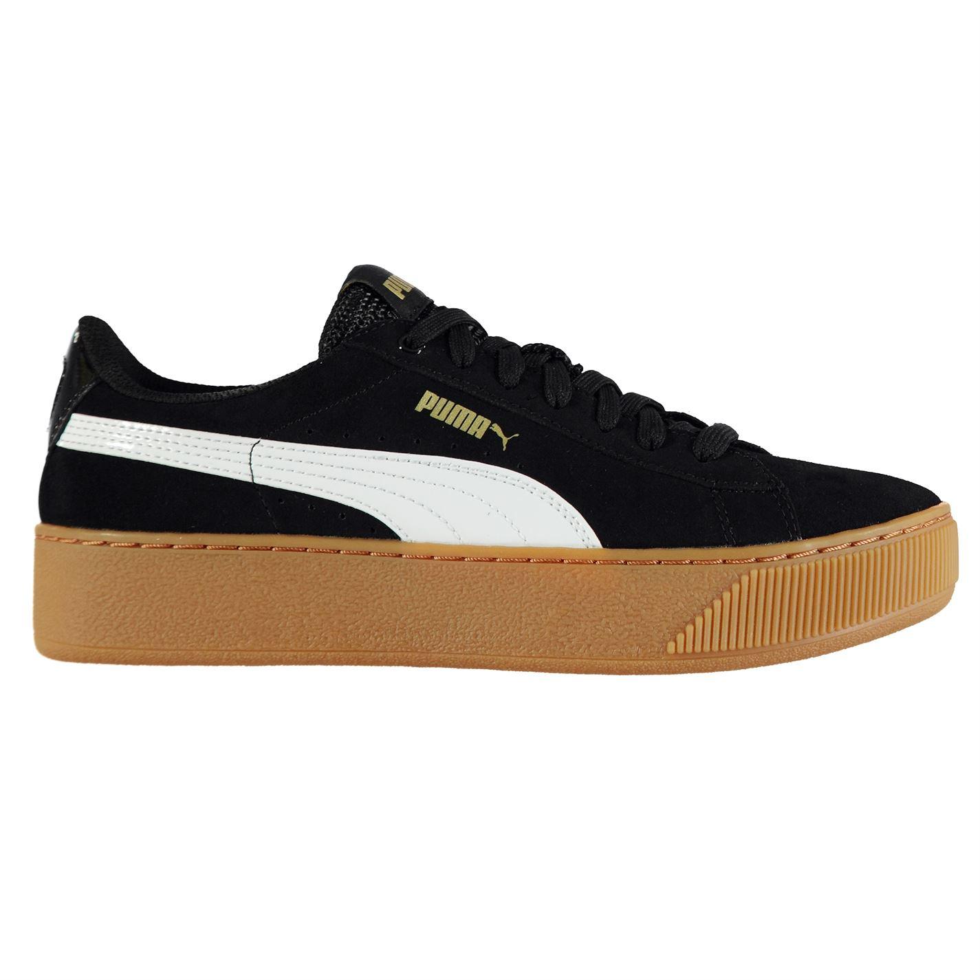 Puma Vikky Platform Dámske topánky