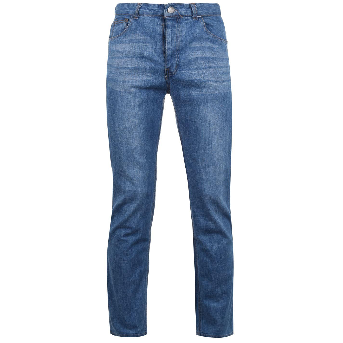Lee Cooper pánske denimové džínsy