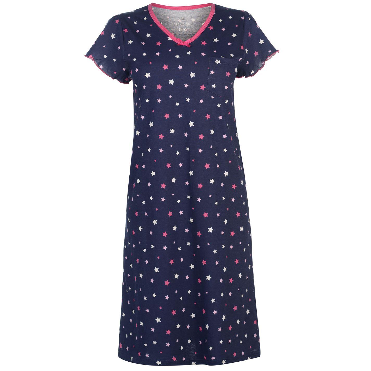 Pyžamo dámské Cote De Moi Picot N Ld74