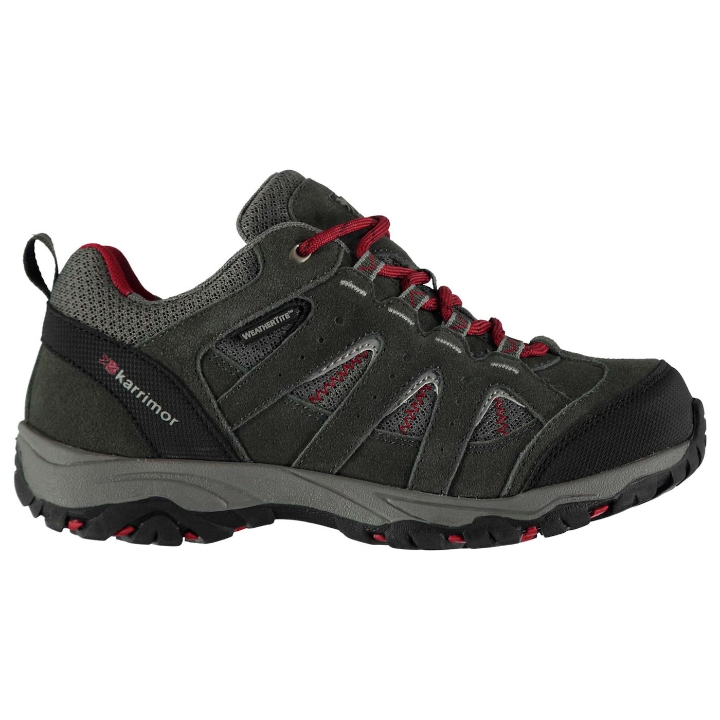 Karrimor Mount Low Junior Waterproof Walking Shoes