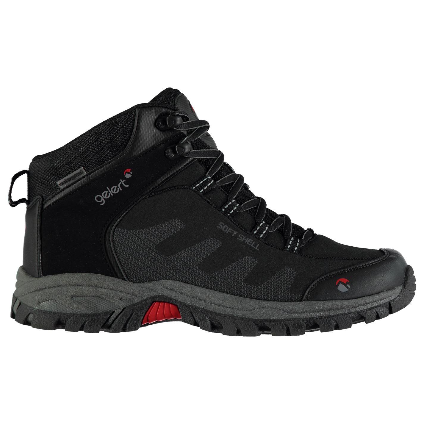 Gelert Softshell Mid pánské Walking Boots