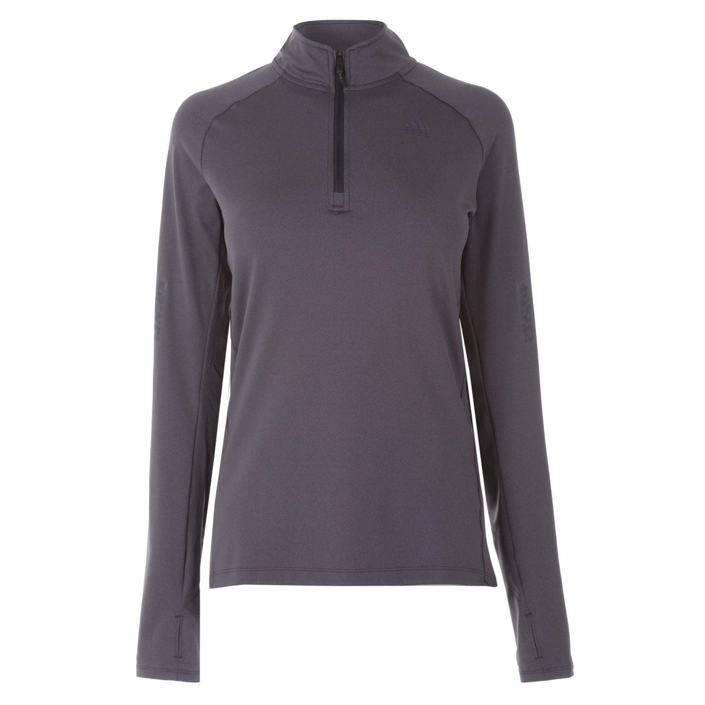 Adidas Supernova Long Sleeve Sweatshirt Ladies