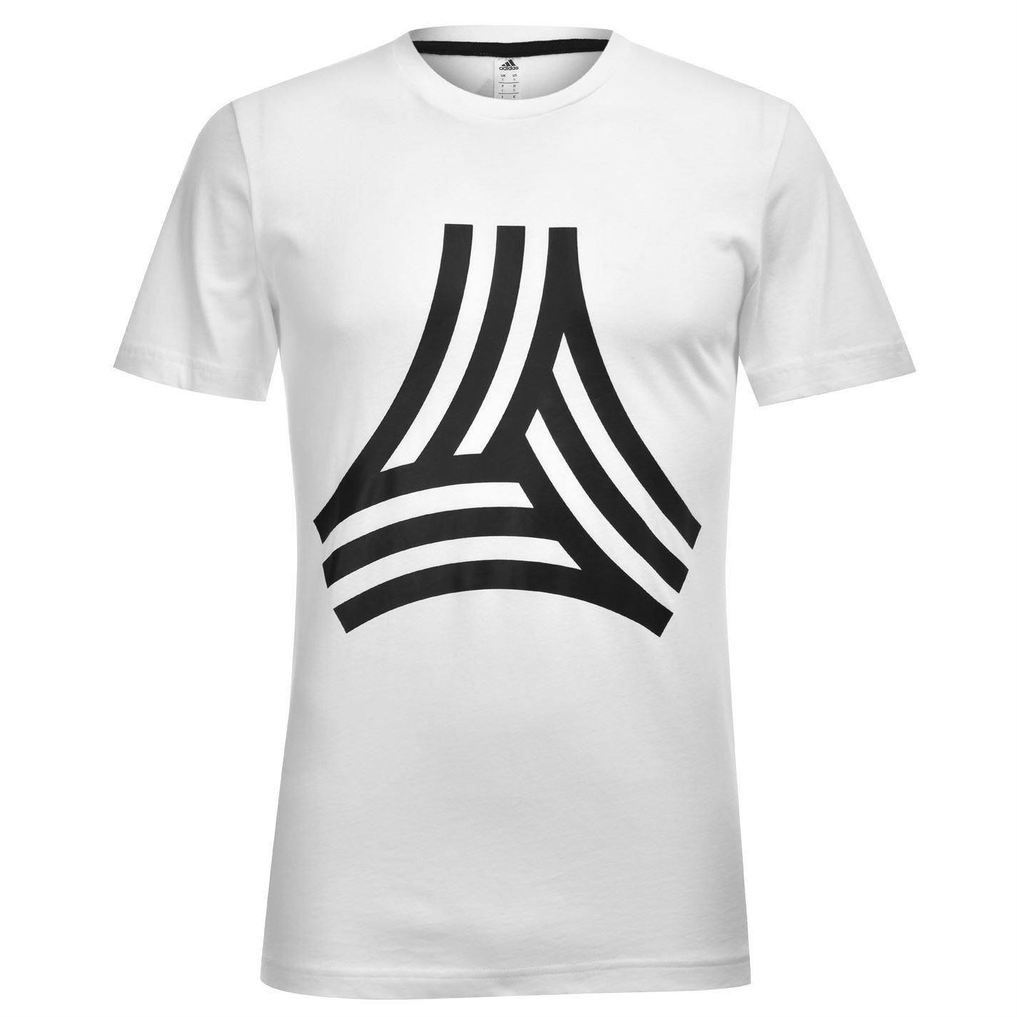 Adidas Tan Graphic Cotton T-Shirt Men's
