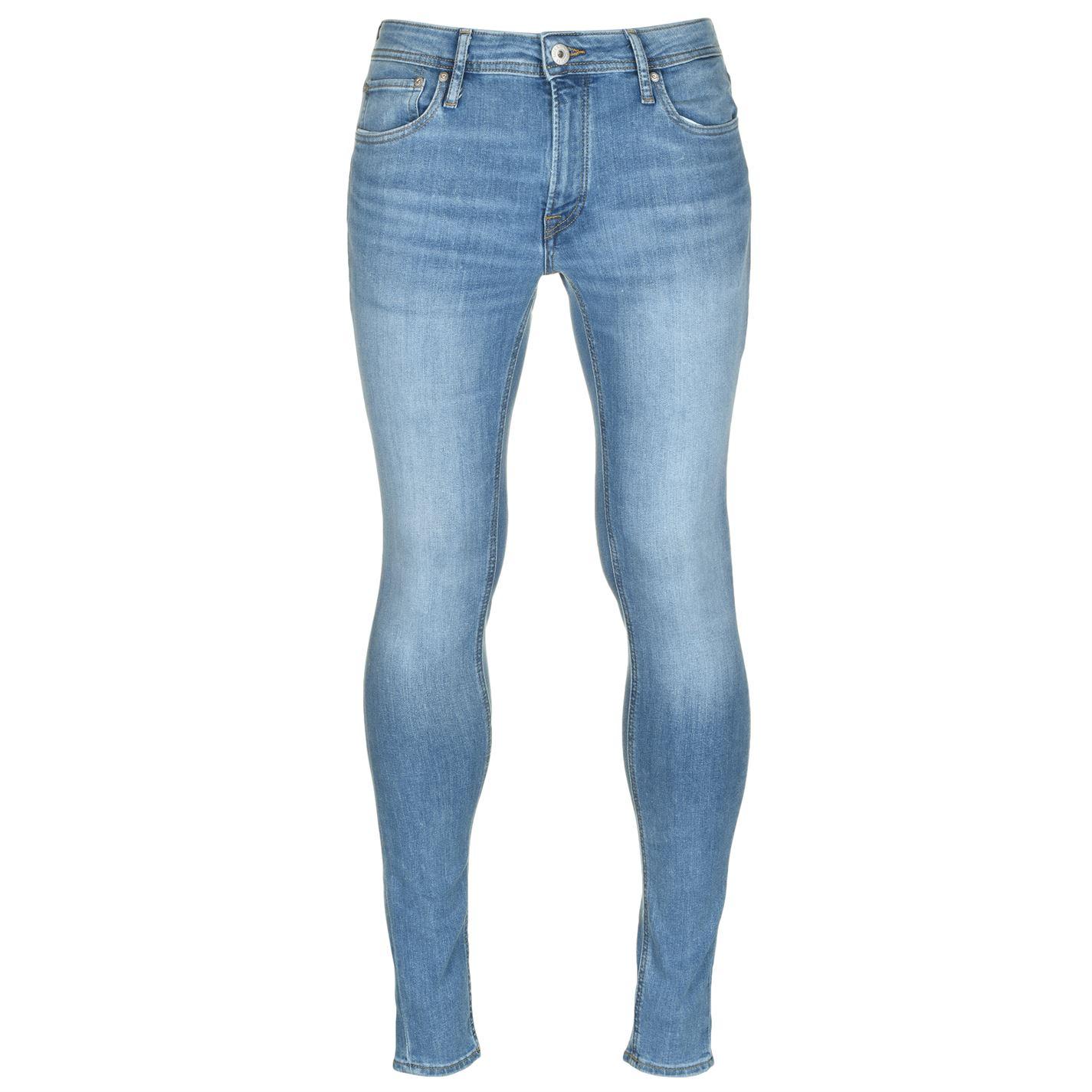 Jack and Jones Jeans Intelligence Tom Skinny Fit Mens Jeans