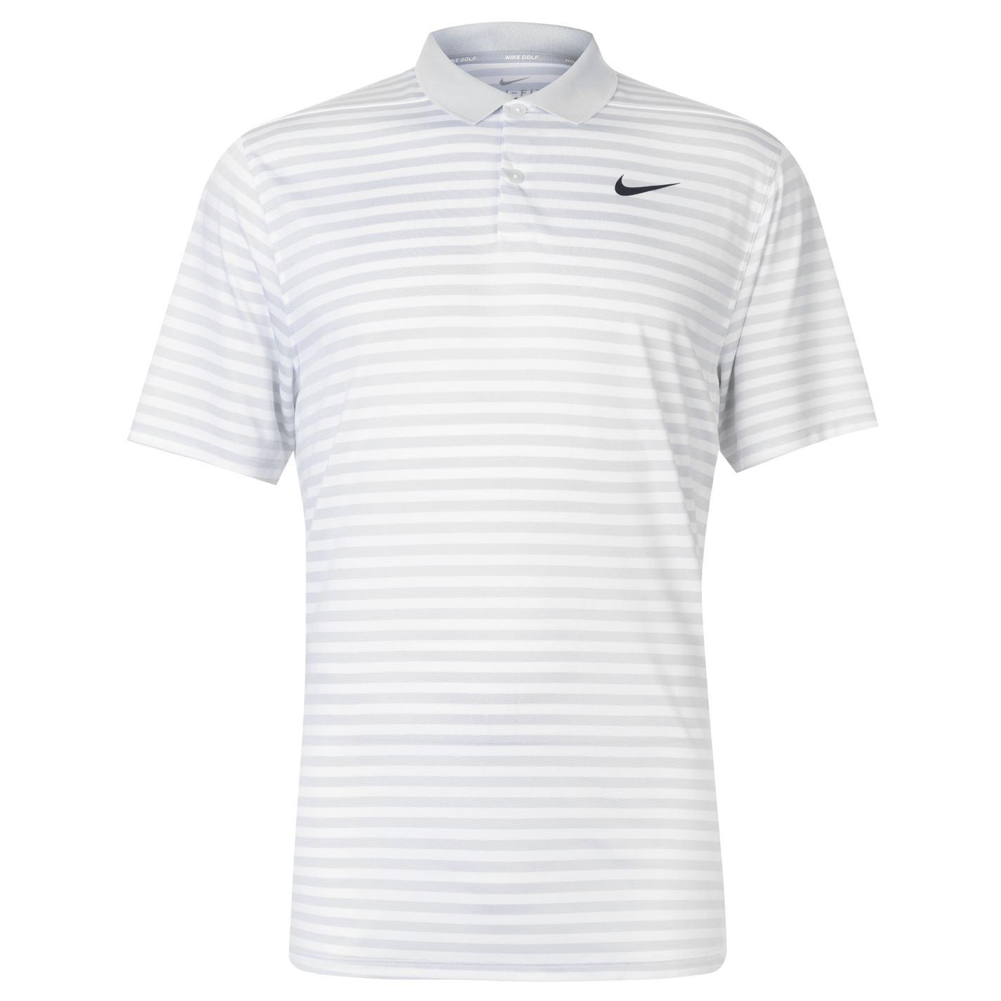 Nike Victory Stripe Polo Shirt Mens
