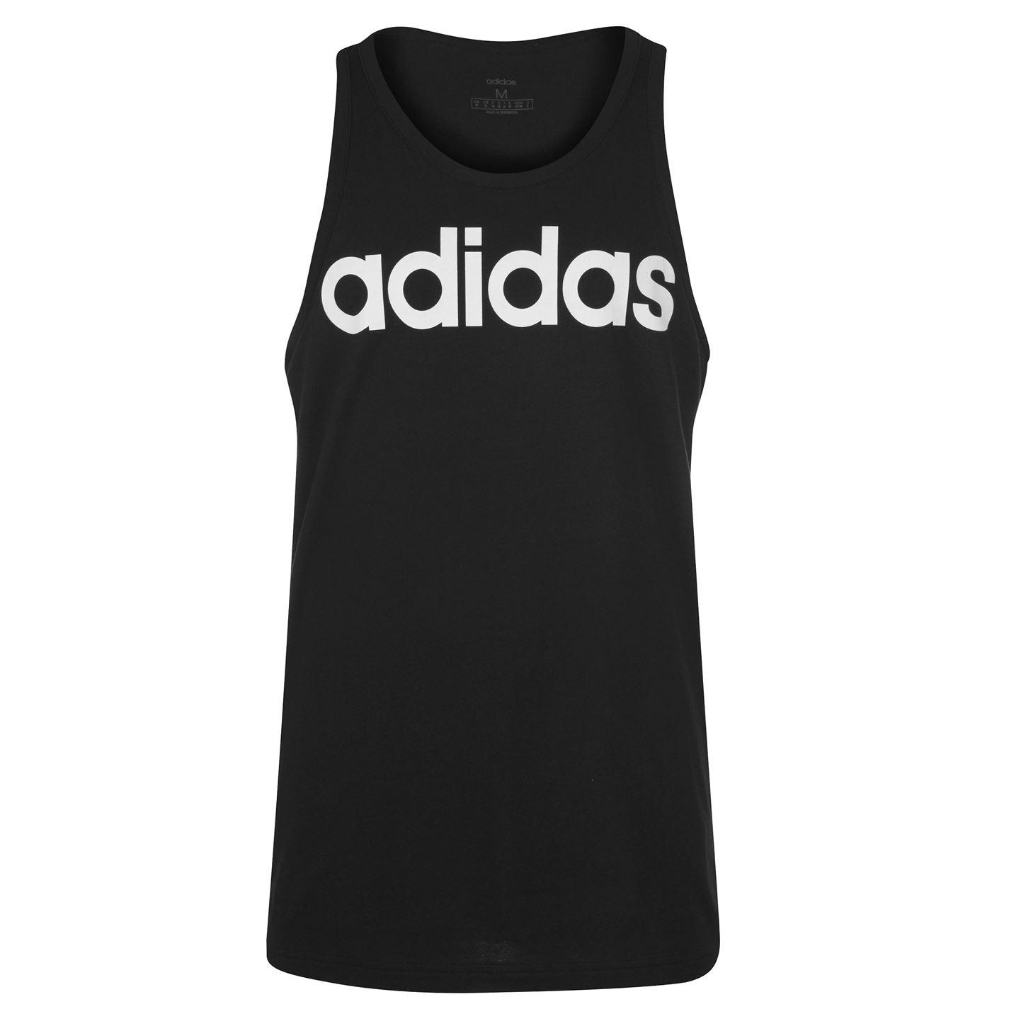 Adidas Mens Graphic Tank Top