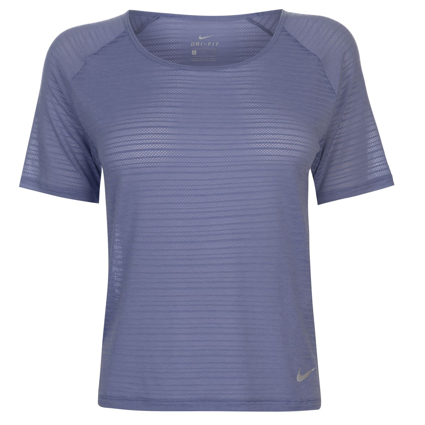 Triko Nike Miler Breathe Short Sleeve Top dámské