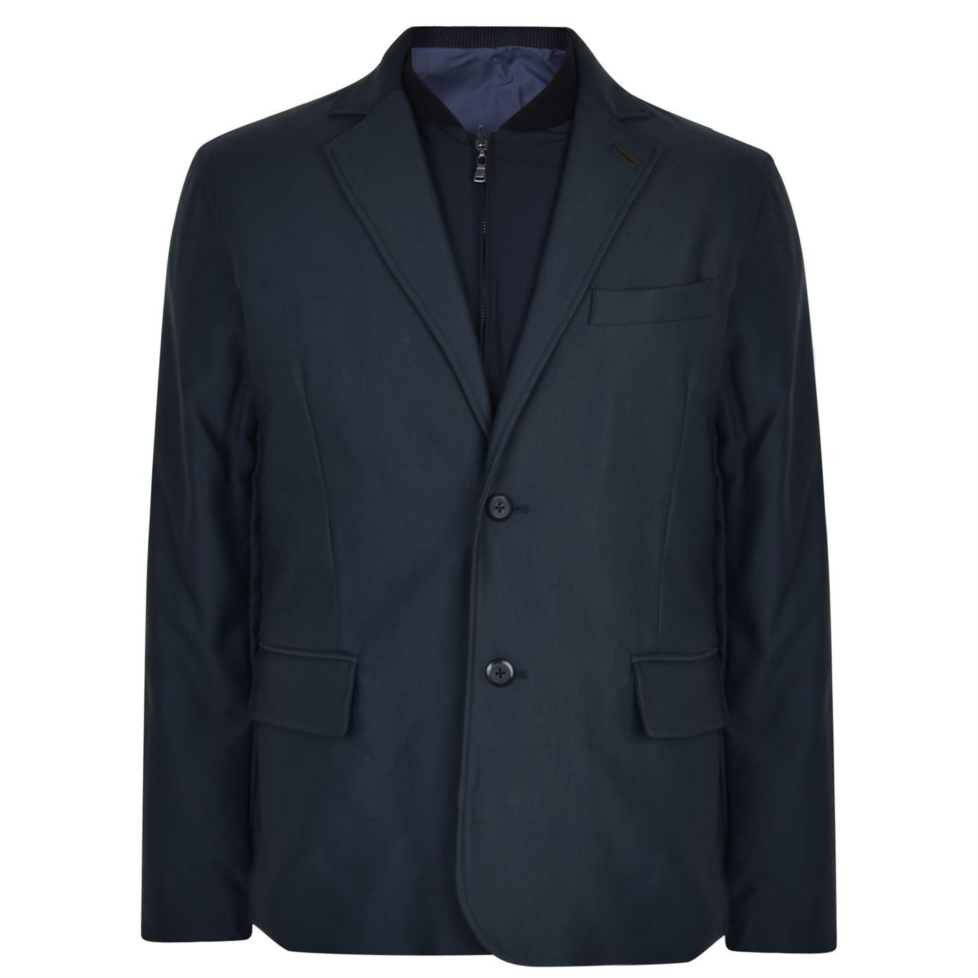 DKNY In 1 Coat And Bomber Jacket