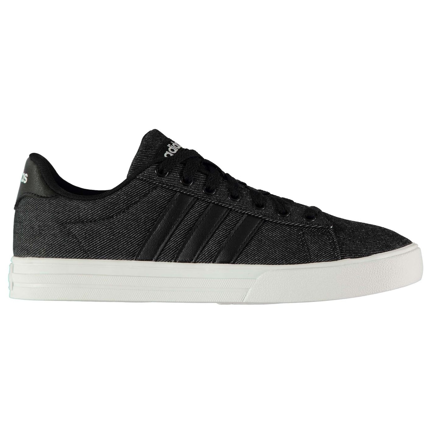 Adidas Daily Canvas Mens Trainers