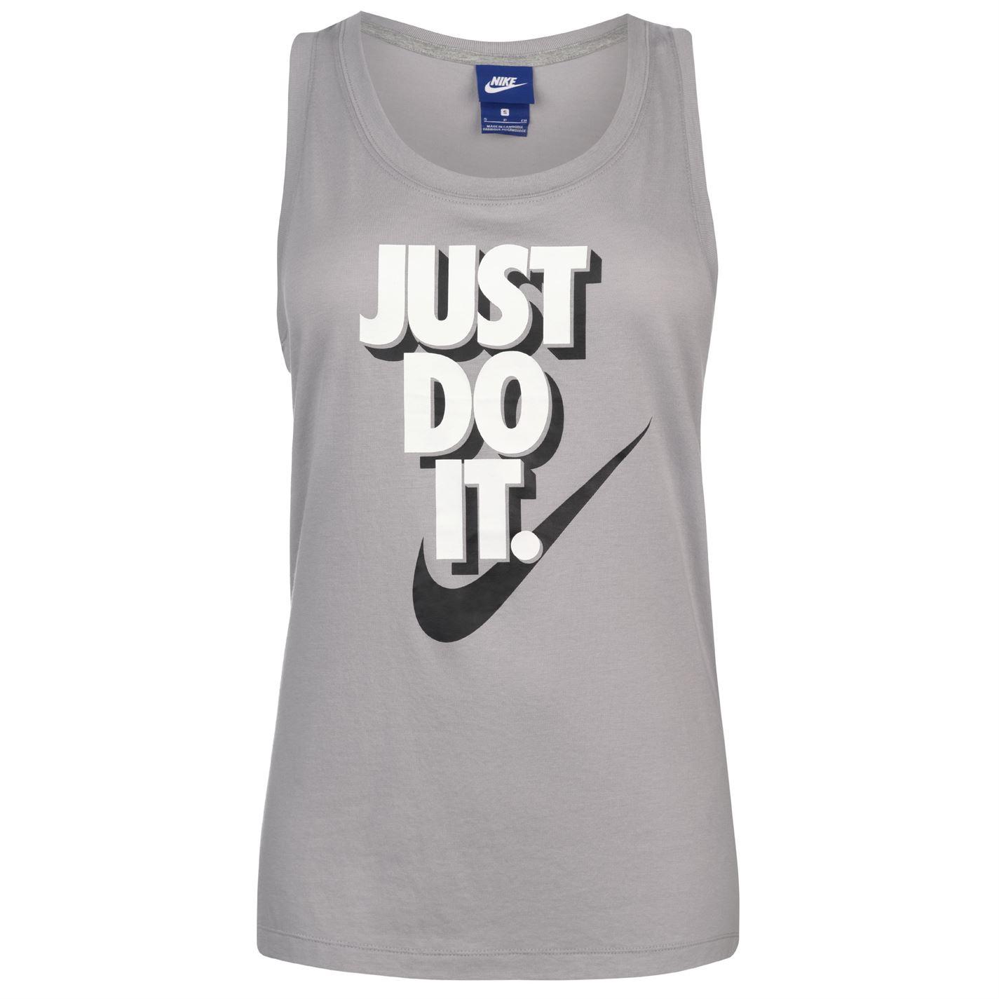 Nike Just Do It Prep Tank Ladies