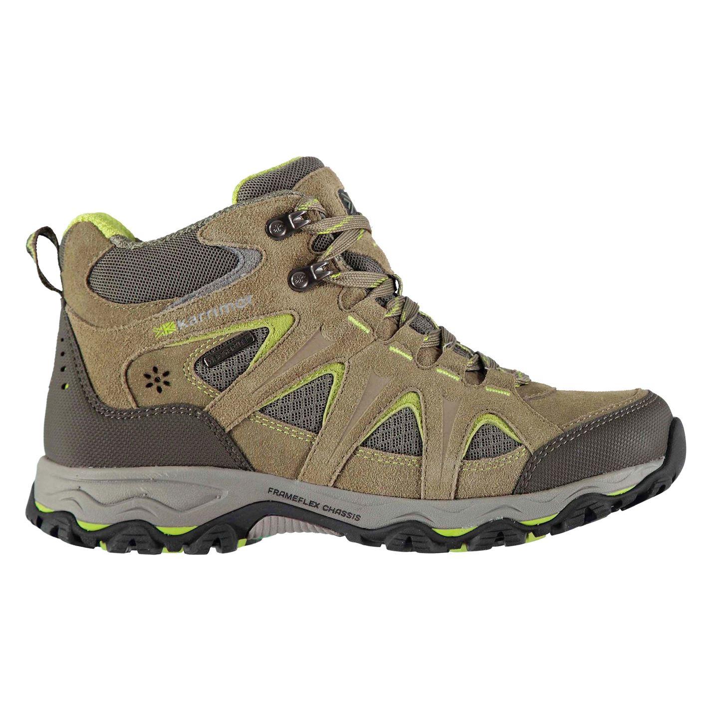 Karrimor Mountain Mid Top dámské Walking Boots