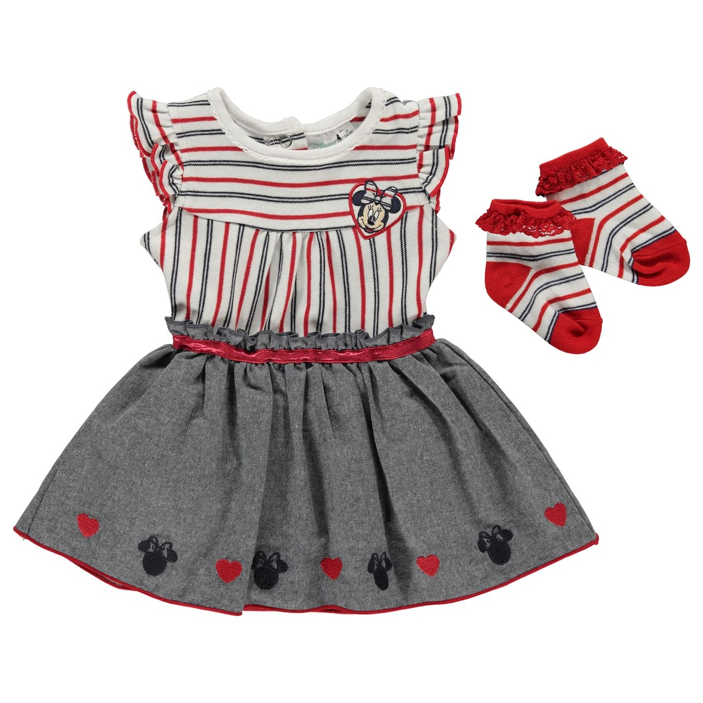 Character 2 Piece Dress Baby Girls