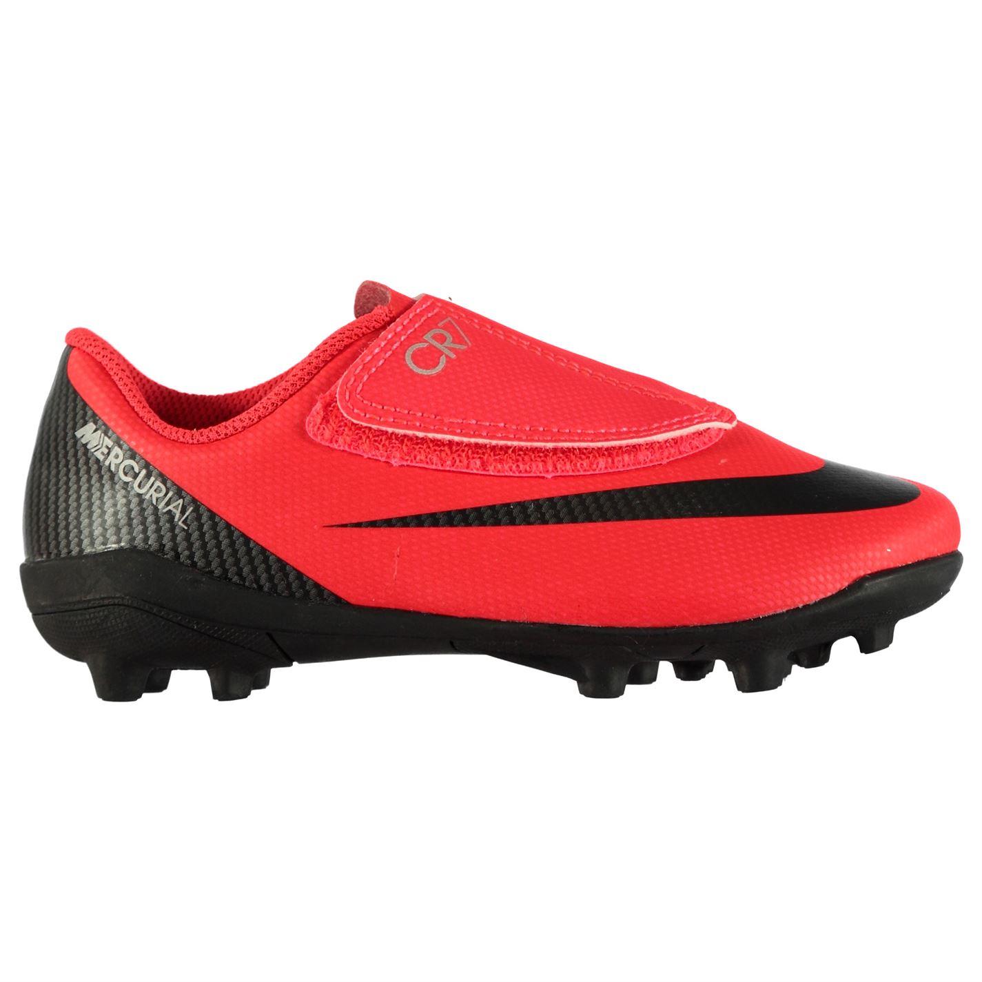 kopačky Nike Mercurial Vapor Club CR7 dětské FG