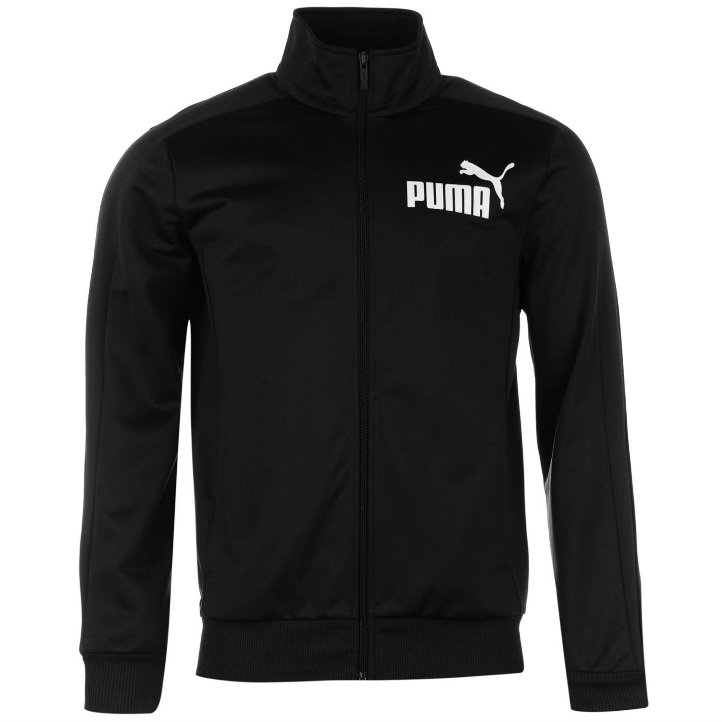 Puma pánska tepláková bunda