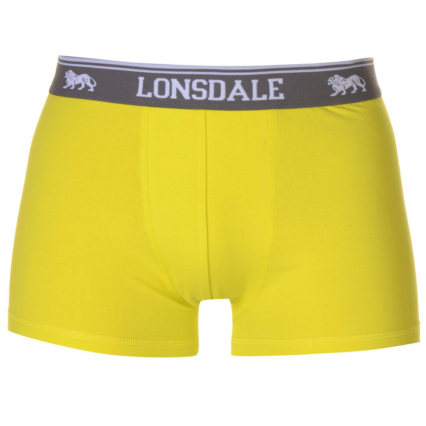 Men's boxers  Lonsdale Trunk
