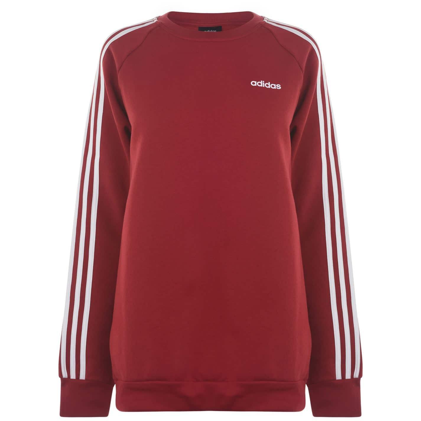 Adidas 3S Crew Sweater Ladies