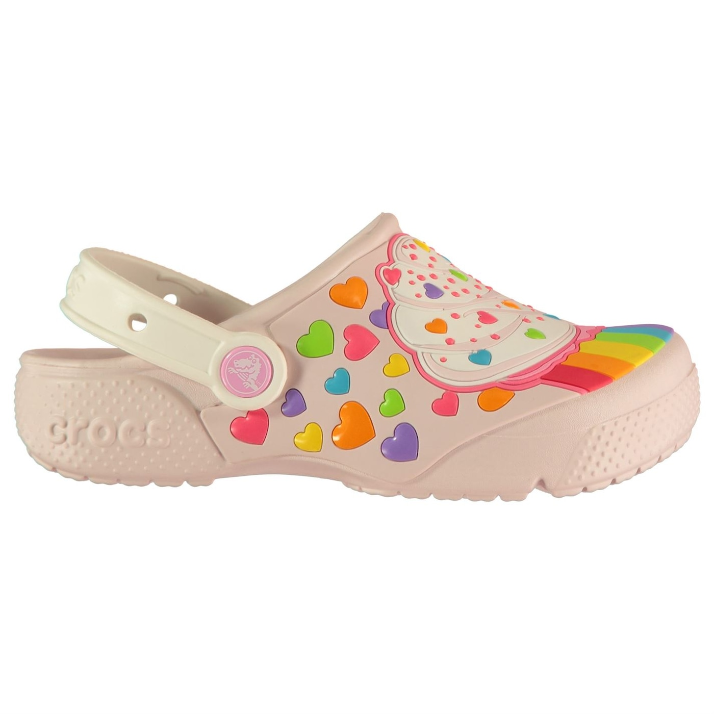 Crocs Cupcake Clogs Unisex Childs