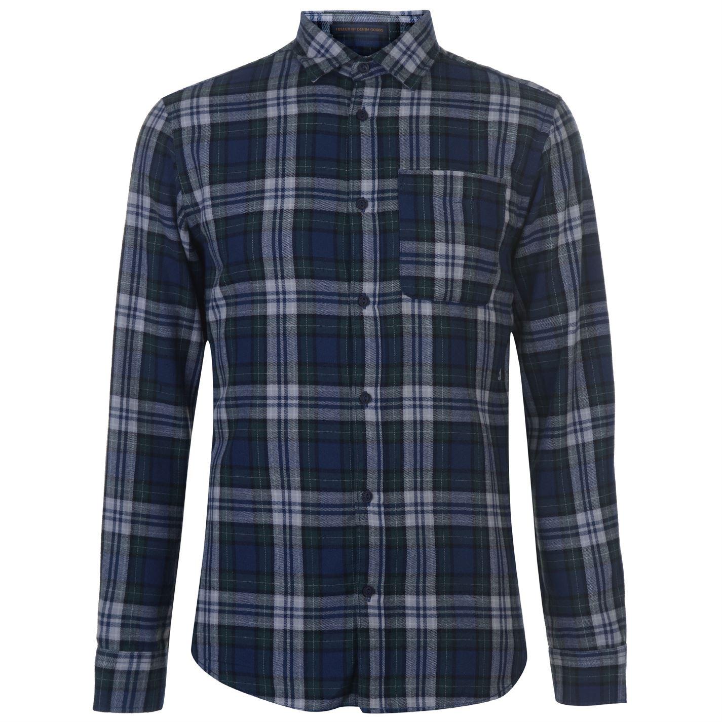 Jack and Jones Originals Steven Long Sleeve Shirt