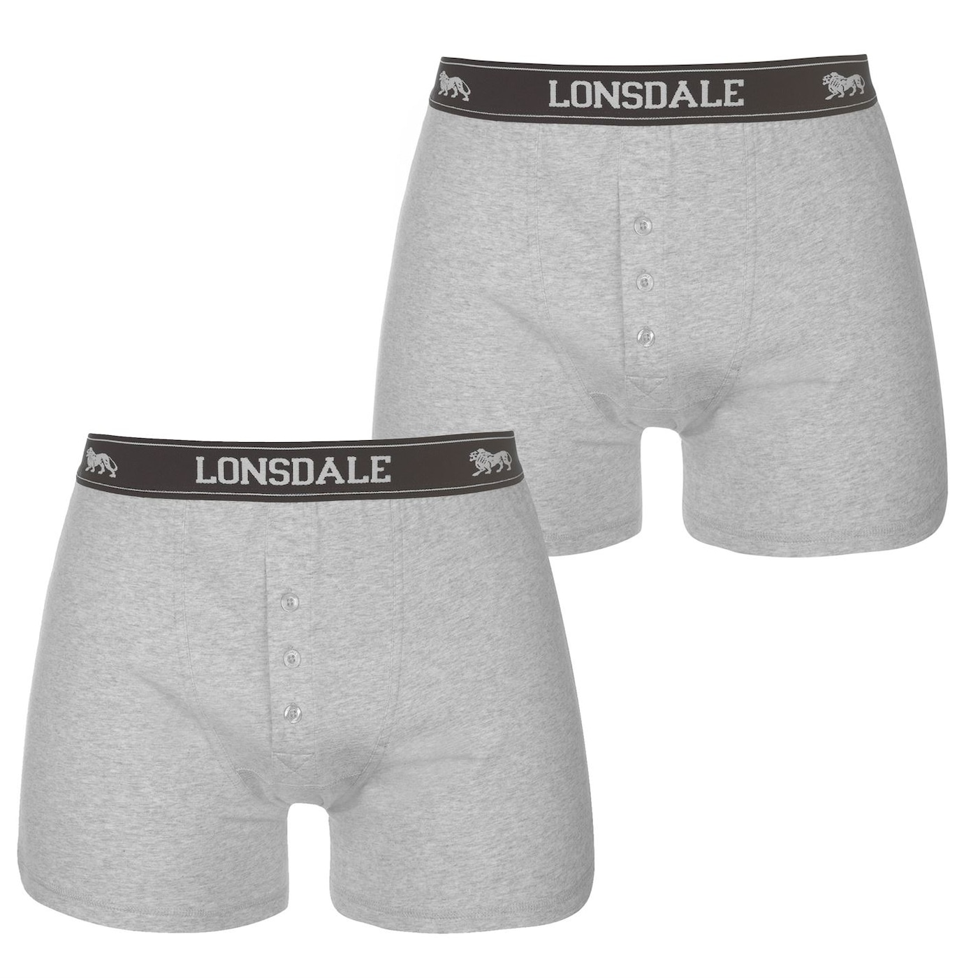 Boxerky Lonsdale 2 Pack