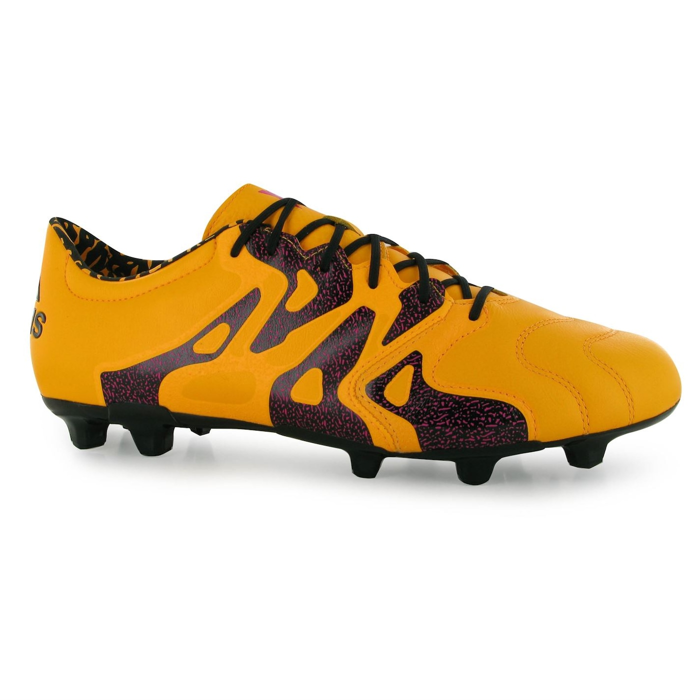 Adidas X 15.2 Leather FG Mens Football Boots