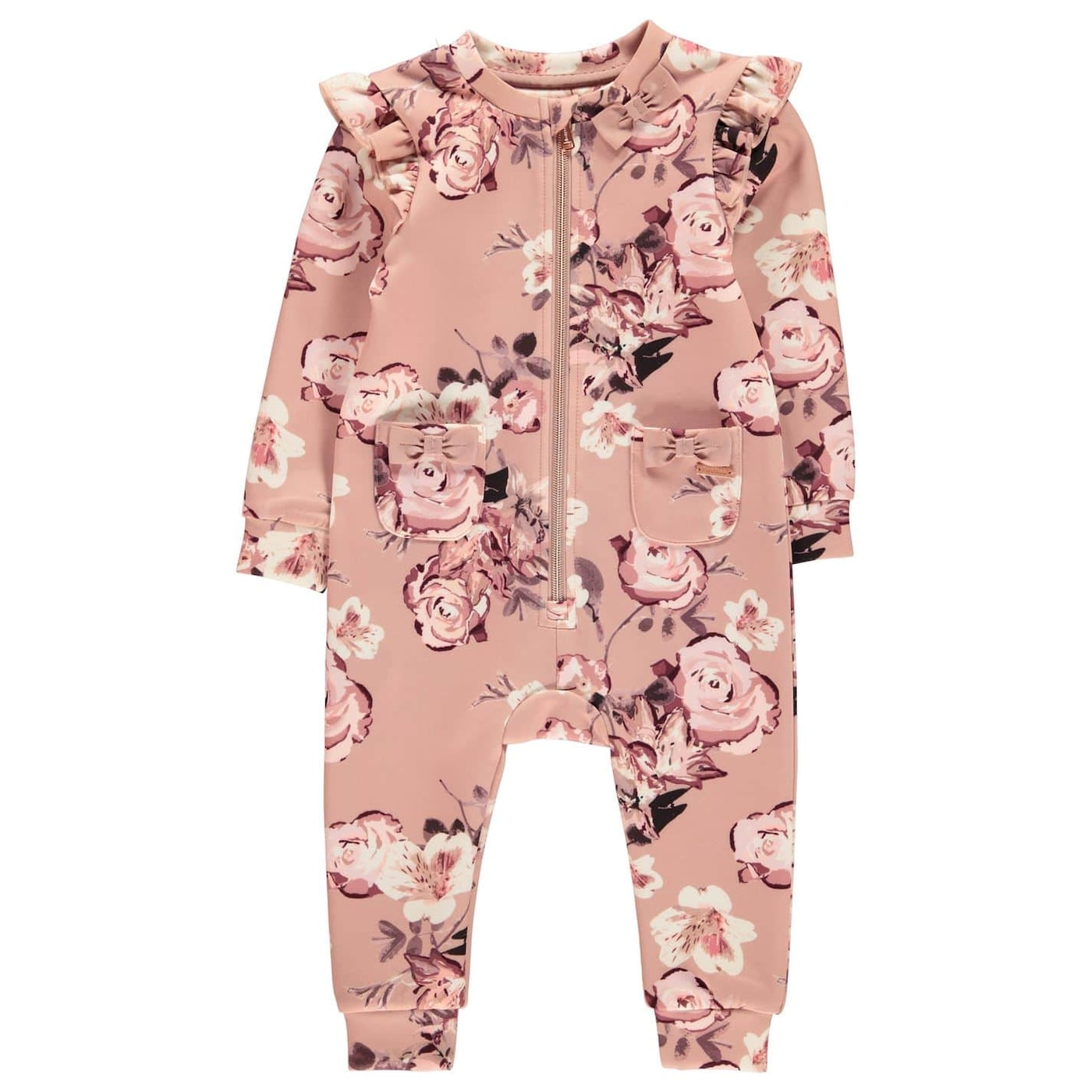Firetrap Romper Suit Baby Girls